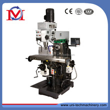 Knee-type drilling milling machine zx7550cw supplier