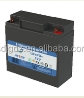 12.8V18Ah LiFePO4 Battery; Golf, cart, mobility, scooter, moped 18Ah lithium ion battery; Lead-acid Replacement 12V LFP battery
