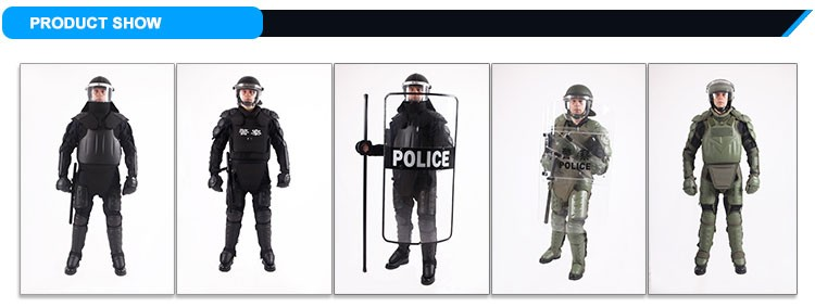 police protective riot control suit