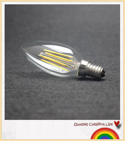 edison led bulb 4W C35 led candle light E14&E27/ led filament bulb