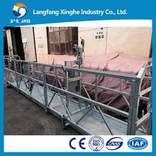 ZLP630 suspended platform manufacturer for decoration from langfang xinghe industry co.,ltd