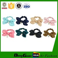 Wholesale cheap cute stretch girls headwrap knot baby headband