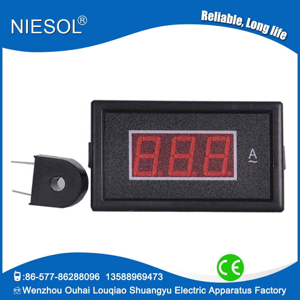 China Wholesale Market ac voltage electric digital ampere meter