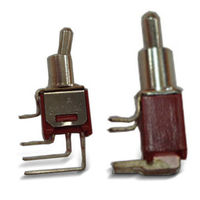 Toggle Switches in On-on and On-off-on Configurations