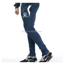 OEM pocket design trousers thin cotton men fashion golf trousers screen printing logo