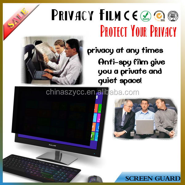 "ATM Privacy Screen Guard/Filter For Lcd/PC/Desktop/Laptop/Notebook Screen(8'-30"")"
