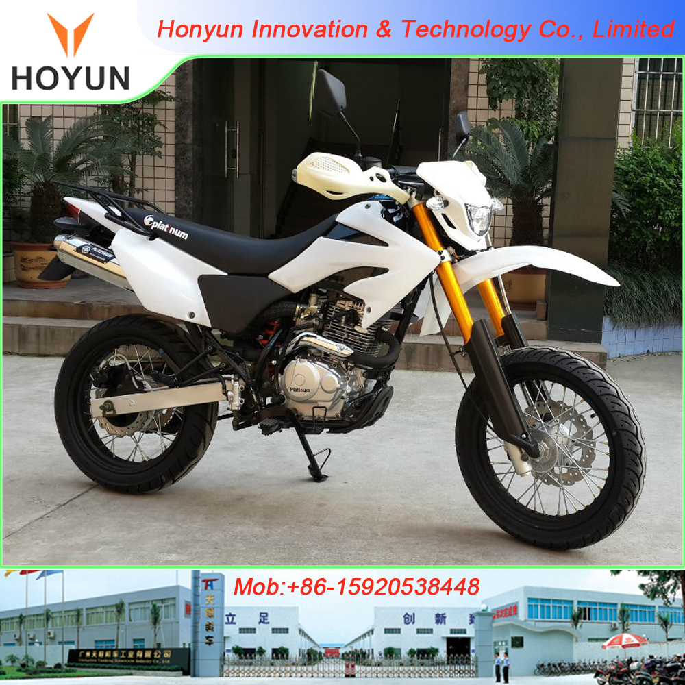 New design HOYUN Tornado Up-side down racing dirt bike cross off road motorcycles