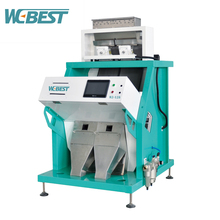 Intelligent dried vegetable color sorter machine