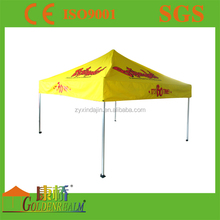 High Top Quality Waterproof heavy duty commercial tent Instant canopy marquee fast folding tent,oxford fabric aluminium stand