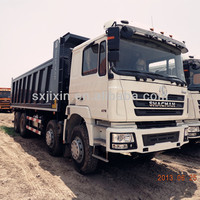 Shaanxi Two Axle Dump Truck Used Kia Trucks