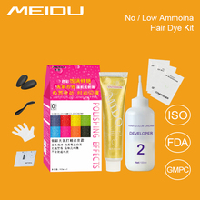 China Professinal Hair Color Brands OEM Manufacturer Pravite Label Halal Natural Permanent Hair Dye Kit With Wholesale Price