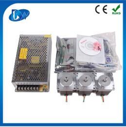 3 axis nema 23 stepper motor cnc controller kit motor for 3 axis nema 23 stepper motor driver controller cnc kit