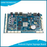 2G RAM Development Board Mini PC Android Embedded Kit HDMI LVDS Backlight Single Board Computer