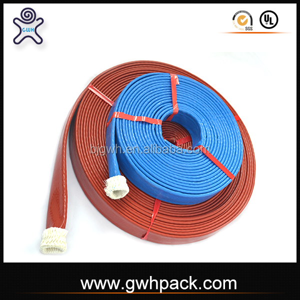 flexible heat resistant &oil resistant rubber hose