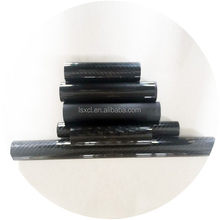 large diameter carbon fiber tube/ carbon fiber oval tube/ carbon fiber tube connectors