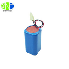 18650 2S2P 7.4V 4400mAh li-ion rechargeable starting power battery pack