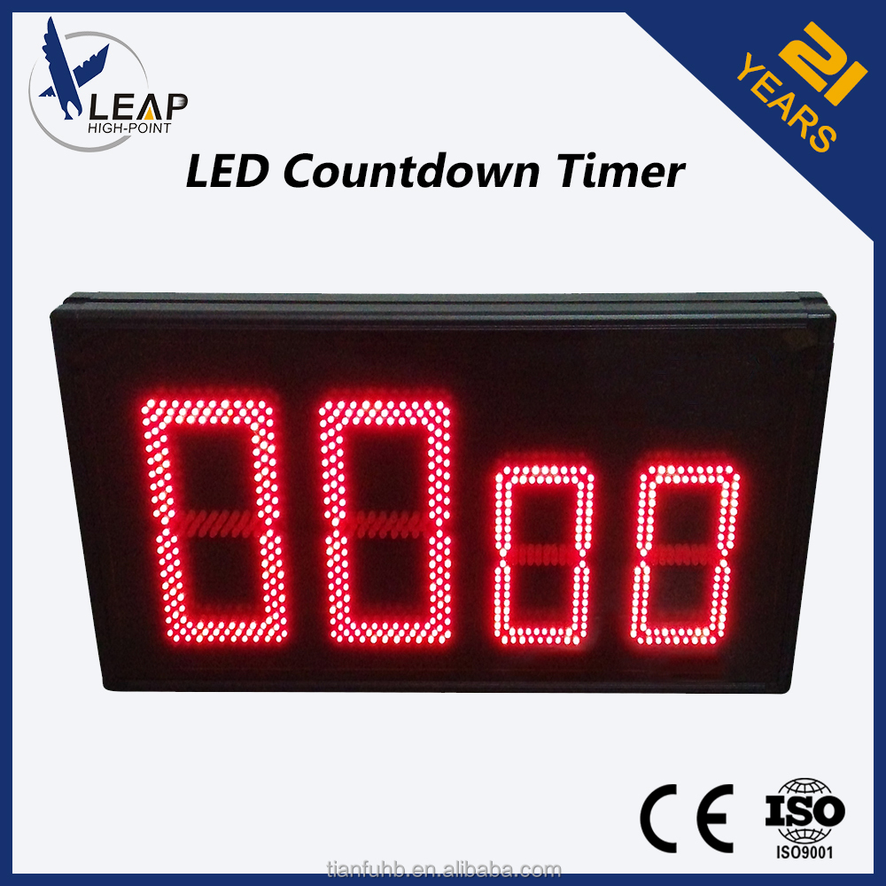 Interval timer and led digit board c1664r/led display board / electronic board