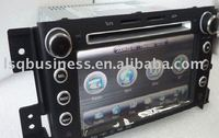 wholesale special SUZUKI Grand Vitara car DVD with GPS, bluetooth, TV ...functions
