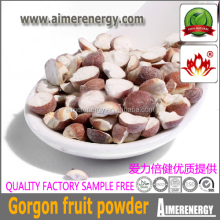 Natural nutrition supplement for anti-fatigue gorgon fruit p.e. plant extract gorgon powder