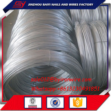 0.71mm 22 Gauge Electric Galvanized Binding Wire