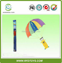 2014 Wholesale stunt kite,outdoor toy flying promotional kite,parachute kite