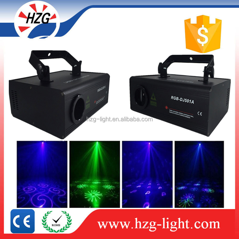 built-in programs 1W 500MW RGB 3d Stars One-dimensional effect animation laser light for Opera House Advertisement