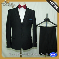 splice boys three piece suits with high quality