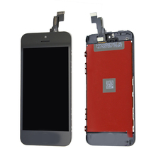 lcd with touch screen for iphone 5C front lcd screen assembly
