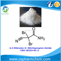 HOT SALING, Biocide used in paper pulp (2,2-Dibromo-3-Nitrilopropion Amide )DBNPA