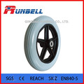 "8"" PU Foam Solid Wheels Airless"