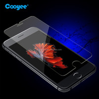 Shenzhen manufacturer high transparent tempered glass screen protector for iPhone 6S