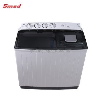 High Quality 12kg Semi-automatic Twin-tube Laundry Machine