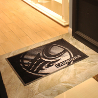 Custom Disposable Floor Mat with Rubber Backing