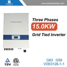 New generation 1500w dc to ac power inverter 12000w connect to solar cell pv modules for solar energy home system
