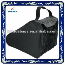 2014 Stylish Black large functional durable ski boot shoe bag