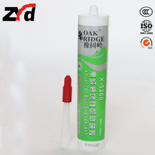 China direct sale high grade silicone sealant acetic silicone sealant