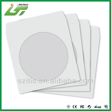 simple cd paper envelope with window