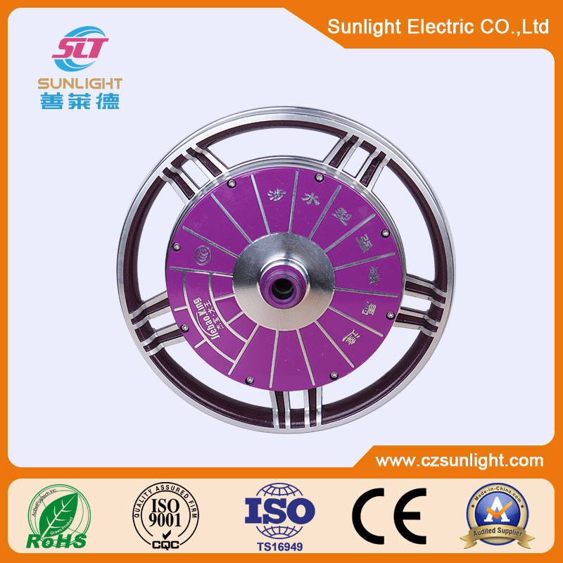 48V Brushless DC Gear Hub Motor for Electric Tricycle
