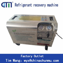 CMEP-OL full-automatic refrigerant recovery machine