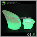 LED Cube Stool & Bar LED Chair For Hotel