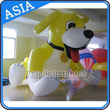 Safety Cute Inflatable Puppy for Kids / Birthday Party