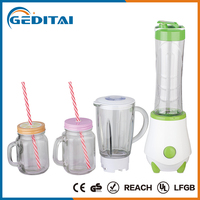 Good performance 250W 0.5L kitchen living personal smoothie blender