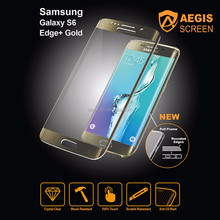 2017 hot new products full cover 3D 9h tempered glass for samsung galaxy s6 edge