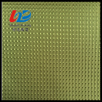 100% Polyester PVC Oxford dots Fabric For Bags With PU/PVC