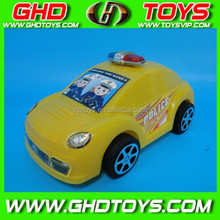 PULL police car with a bell (can be loaded sugar) candy toys for gift,sell candy toys
