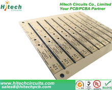 Single sided aluminum pcb boards