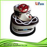 2015 hot new safe simple and beautiful looking super bumper car for kids