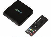 Newest M8S amlogic s805 1GB+8GB 2.4GHz/5ghz M8S Android 4.4 KitKat tv box