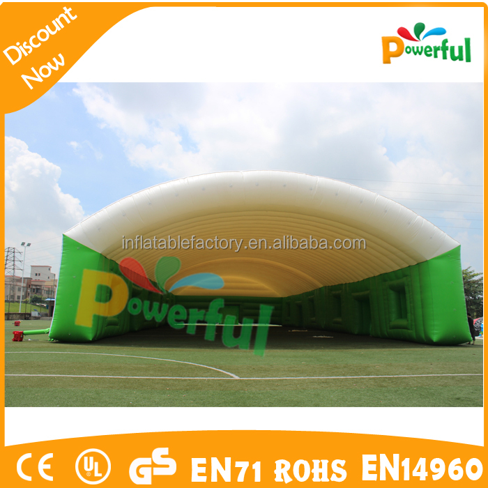 warehouse storage tent large storage tent inflatable tent for sale