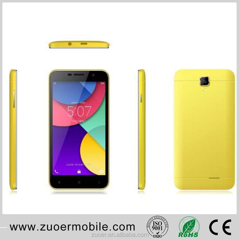 4GB ROM 1.0GHz CPU frequency Android 4.4.2 feature mini mobile phones